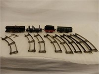 GROUPING OF WEST GERMAN U.S. ZONE MODEL TRAINS