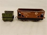 GROUPING OF13 RAILWAY ENGINES & CARS