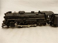 GROUPING OF 6  RAILWAY ENGINE & SCALE MODEL CARS