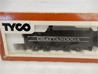TYCO HO LOCOMOTIVE 638 / TENDER/ NEW IN BOX