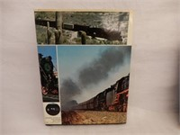 LOT OF 3 RAILWAY HARD COVER BOOKS / DUST COVERS