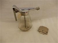 WOOD'S # 91 GLASS JAR SPRAYER  / BRACKET