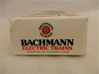 LOT OF 3 BACHMANN ELECTRIC TRAINS HO / BOXES