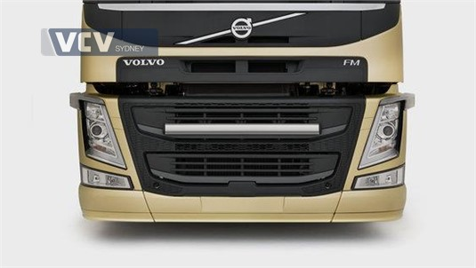 Volvo FM13 6x2 Tractor Pusher Rear Air Suspension