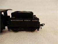 FLEISCHMAN  MANITOULIN NORTH SHORE ENGINE/TENDER