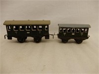 LOT OF 14  VARIOUS RAILROAD CARS
