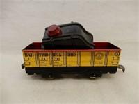 LOT TRAIN LOCOMOTIVES, CARS, TRANSFORMER & TRACK
