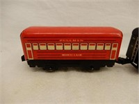 GROUPING OF10 RAILROAD TRAIN CARS- SOME MARX
