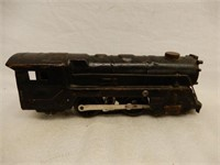 LOT 14  RAILROAD LOCOMOTIVE & TRAIN CARS-SOME MARX