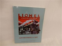 LIONEL COLLECTOR'S GUIDE & HISTORY SOFT COVER BOOK