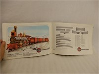 AIRFIX RAILWAY SYSTEM FIRST EDITION BOOKLET