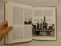 1974 EARLY TRAINS HARDCOVER BOOK