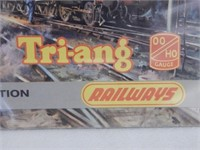 1962 TRI-ANG EIGHT EDITION 00 / HO GAUGE RAILWAYS