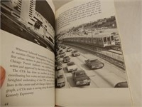 1976 SUPER TRAINS HARD COVER BOOK/ DUST COVER