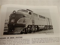 1973 THE SECOND DIESEL SPOTTER'S GUIDE BOOK