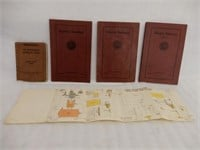 LOT OF 3 1927 ELECTRIC RAILWAY BOOKLETS +