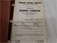 LOT 2 CANADIAN NATIONAL RAILWAYS  BOOKLETS