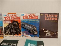 GROUPING OF MODEL RAILWAY MAGAZINES & BOOKLETS