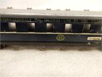 FLEISHMANN RAILROAD SLEEPER TRAIN CAR