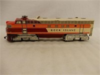 ROCK ISLAND 200O O GAUGE DIESEL ENGINE LOCOMOTIVE