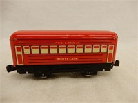 VINTAGE MARX TRAIN SET 5954 COMPLETE/ BOX BOTTOM,
