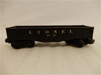 GROUPING OF LIONEL CARS & TRACK- SOME RARE