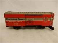 LOT OF MARX ENGINES, TRAIN CARS & ACCESSORIES