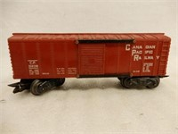 LOT OF RAILWAY ENGINES, CARS, TRACK &  SWITCHES