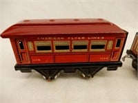 AMERICAN FLYER LOCOMOTIVE SET/BOX