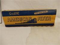 AMERICAN FLYER LOCOMOTIVE SET / TRACK +