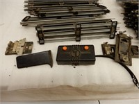 LOT OF LIONEL ACCESSORIES, MISC. & TRACK