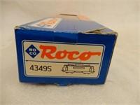 ROCO ELECTRIC HO TROLLEY 43495 / BOX / NOS