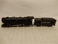 MARX  LOCOMOTIVE & 941 MARLINES COAL TENDER