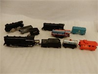 GROUPING OF RAILWAY ENGINES & CARS
