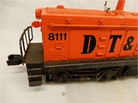 GROUPING OF ENGINE, COAL TENDER, PARTS & ACCESSORY