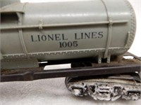 LOT LIONEL LOCOMOTIVE, CARS, TRACK & SWITCHES +
