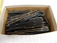 LARGE LOT ATLAS HO SCALE TRACKS & SWITCHES, PARTS+