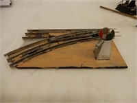 LARGE GROUPING OF RAILROAD ACCESSORIES