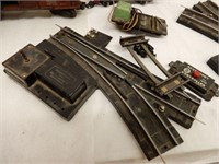 LOT AMERICAN FLYER ENGINE CARS TRACK  ACCESSORIES+