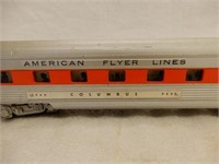 GROUPING OF 3 AMERICA FLYER LINES PASSENGER CARS