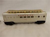 LOT 4  RAILROAD LOCOMOTIVE & TRAIN CARS