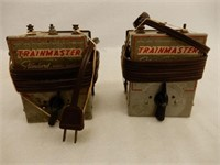 GROUPING OF 2 TRAINMASTER STANDARD TRANSFORMERS