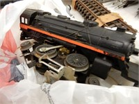 GROUPING OF RAILROAD ENGINES, TRANSFORMERS +