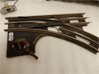 LOT 3 RAIL TRACK, LIONEL SWITCHES & ACCESSORIES