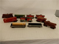 GROUPING OF RAILWAY ENGINE & CARS