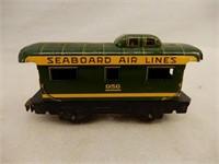 MARX SEABOARD KEY-WIND TRAIN SET / KEY/ NO BOX