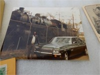 LOT OF RAILROAD  COLLECTIBLES