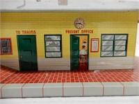 MARX TIN GLENDALE RAILWAY STATION