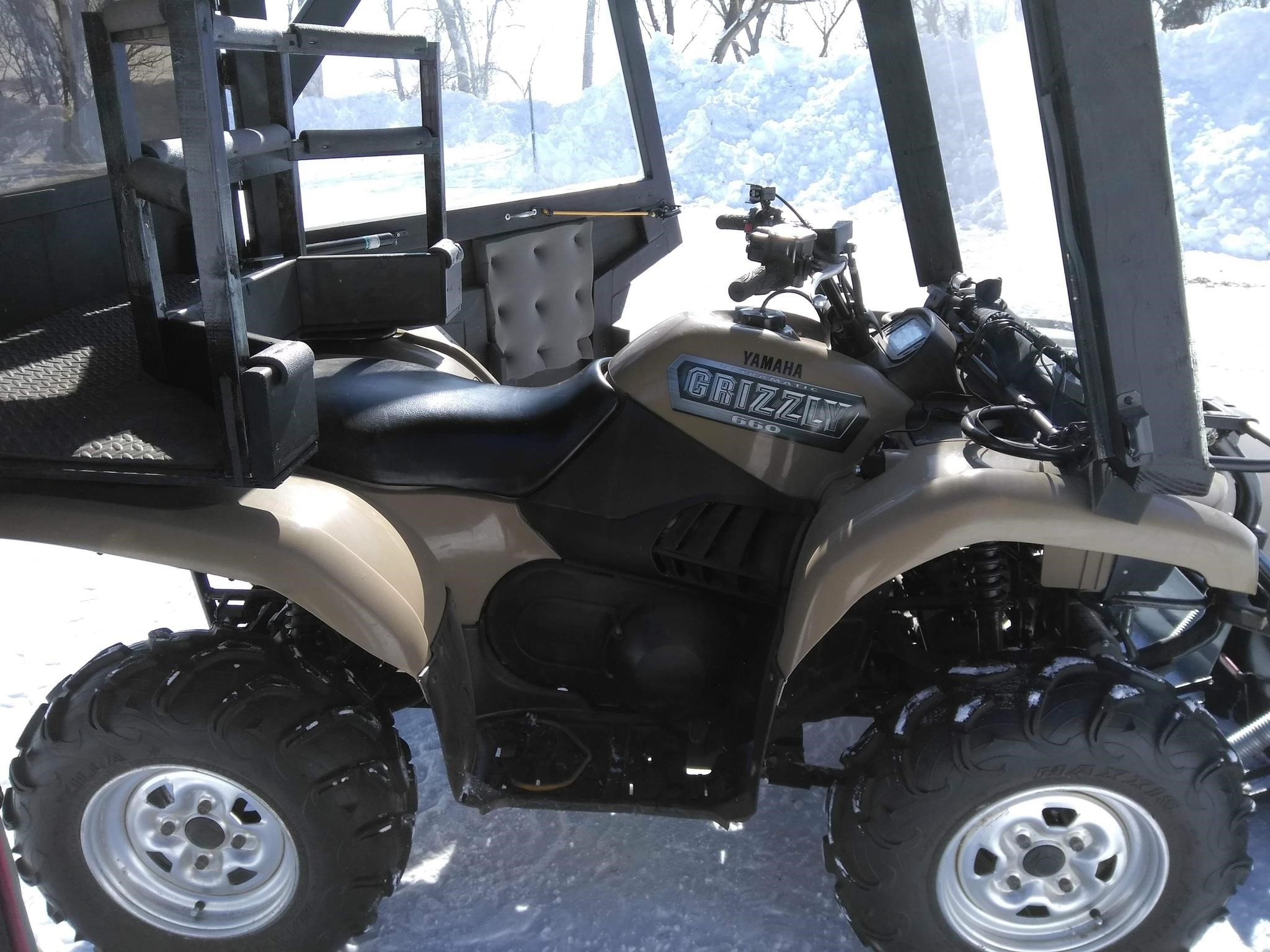 Yamaha Grizzly 660 >> 2003 Yamaha Grizzly 660 For Sale In Hastings Minnesota
