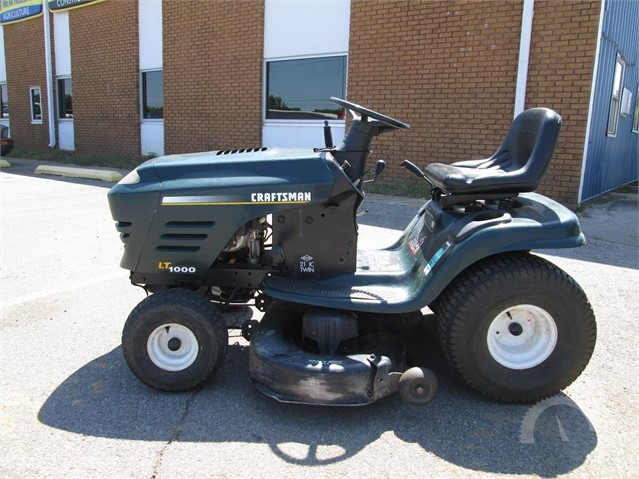 Craftsman Lt1000 For Sale 4 Listings Tractorhouse Com >> Auctiontime Com Craftsman Lt1000 Online Auctions